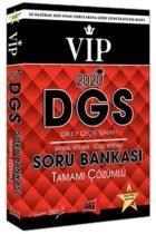 Yargı Yayınları 2020 DGS VIP Sayısal Sözel Yetenek Tamamı Çözümlü Soru Bankası