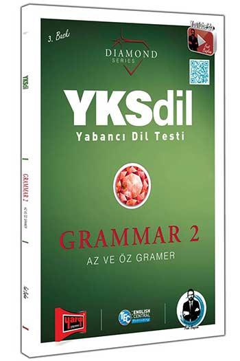 Yargı Yayınları YKSDİL Yabancı Dil Testi Grammar 2 Az ve Öz Gramer