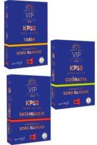 Yargı Yayınları 2019 KPSS Genel Kültür VİP Soru Bankası Seti