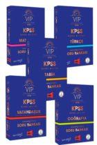 Yargı Yayınları 2019 KPSS Genel Yetenek Genel Kültür VİP Soru Bankası Seti