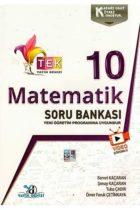 Yayın Denizi Yayınları 10. Sınıf TEK Serisi Video Çözümlü Matematik Soru Bankası