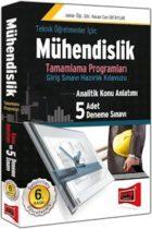 Mühendislik Tamamlama Sınavı>Mühendislik Tamamlama Konu Kitabı