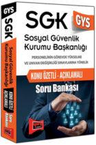 GYS Sınavları>Görevde Yükselme Sınavları>GYS Sosyal Güvenlik Kurumu Kitabı