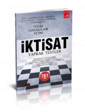 KPSS Kitapları>KPSS A Grubu>KPSS A Grubu Yaprak Testler Kitabı