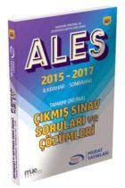 ALES Kitapları>ALES Çıkmış Sorular Kitabı