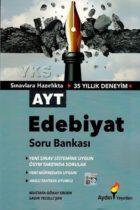 YKS Kitapları>YKS 2. Oturum AYT>AYT Sözel Bölüm>AYT Sözel Soru Bankası>AYT Edebiyat Soru Kitabı