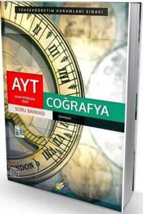 YKS Kitapları>YKS 2. Oturum AYT>AYT Sözel Bölüm>AYT Sözel Soru Bankası>AYT Coğrafya Soru Kitabı
