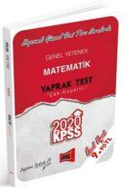 KPSS Kitapları>KPSS GY - GK>KPSS GY - GK Yaprak Testler>KPSS Matematik Yaprak Test Kitabı