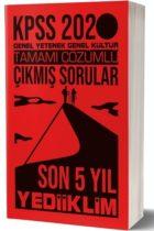 KPSS Kitapları>KPSS GY - GK>KPSS GY - GK Çıkmış Sorular Kitabı