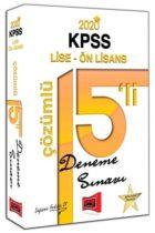 KPSS Kitapları>Lise - Önlisans>Lise Önlisans Deneme Kitabı