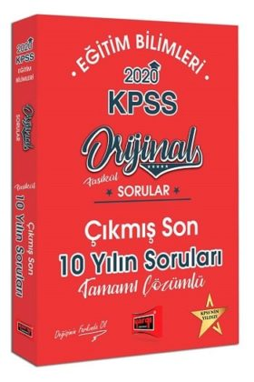 KPSS Kitapları>KPSS Eğitim Bilimleri>KPSS Eğitim Çıkmış Sorular Kitabı