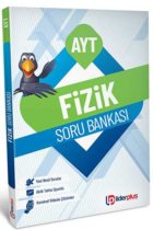 YKS Kitapları>YKS 2. Oturum AYT>AYT Sayısal Bölüm>AYT Sayısal Soru Bankası>AYT Fizik Soru Kitabı