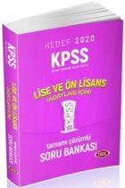 KPSS Kitapları>Lise - Önlisans>Lise Önlisans Soru Bankası Kitabı