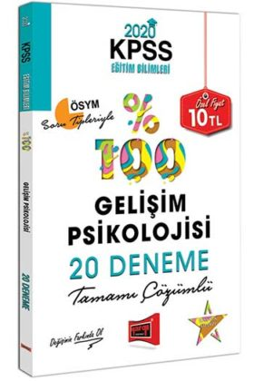 KPSS Kitapları>KPSS Eğitim Bilimleri>KPSS Eğitim Denemeler Kitabı