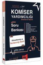 Polis Meslek İçi Sınavları Hazırlık>Komiser Yardımcılığı Kitabı