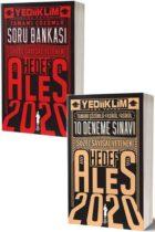 ALES Kitapları>ALES Soru Bankaları|ALES Kitapları>ALES Denemeleri Kitabı