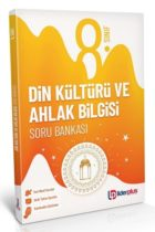 Ortaöğretim>8. Sınıf|LGS Kitapları>LGS Soru Bankası>LGS Din Kültürü ve Ahlak Bilgisi Soru Kitabı