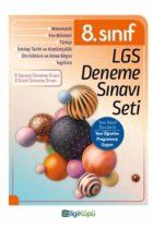 Ortaöğretim>8. Sınıf|LGS Kitapları>LGS Deneme>LGS Tüm Dersler Deneme Kitabı