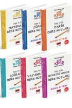 KPSS Kitapları>KPSS GY - GK>KPSS GY - GK Konu Anlatımlı>KPSS Modüler Set Konu Kitabı
