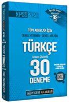 KPSS Kitapları>KPSS GY - GK>KPSS GY - GK Deneme>KPSS Türkçe Deneme Kitabı