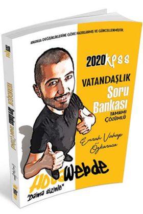 KPSS Kitapları>KPSS GY - GK>KPSS GY - GK Soru Bankaları>KPSS Vatandaşlık Soru Bankaları Kitabı