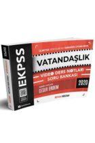 KPSS Kitapları>EKPSS - Engelli Memur Sınavları>EKPSS - Soru Bankası Kitabı