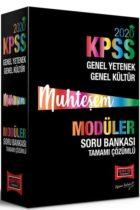KPSS Kitapları>KPSS GY - GK>KPSS GY - GK Soru Bankaları>KPSS Modüler Set Soru Bankaları Kitabı