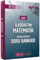 KPSS Kitapları>KPSS Öğretmen Alan Sınavı>KPSS ÖABT Soru Bankaları>İlköğretim Matematik Soru Kitabı