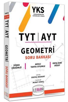 YKS Kitapları>YKS 1. Oturum TYT>TYT Soru Bankası>TYT Geometri Soru|YKS Kitapları>YKS 2. Oturum AYT>AYT Sayısal Bölüm>AYT Sayısal Soru Bankası>AYT Geometri Soru Kitabı