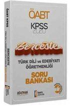 KPSS Kitapları>KPSS Öğretmen Alan Sınavı>KPSS ÖABT Soru Bankaları>Türk Dili ve Edebiyatı Soru Kitabı