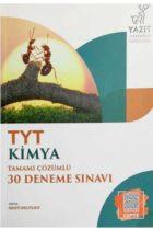 YKS Kitapları>YKS 1. Oturum TYT>TYT Deneme>TYT Kimya Deneme Kitabı