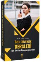 GYS Sınavları>İş Sağlığı ve Güvenliği - Uzmanlığı Kitabı