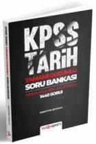 KPSS Kitapları>KPSS GY - GK>KPSS GY - GK Soru Bankaları>KPSS Tarih Soru Bankaları Kitabı