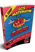 Ortaöğretim>8. Sınıf LGS Kitapları>LGS Deneme>LGS Matematik Deneme Kitabı