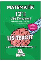 LGS Kitapları>LGS Deneme>LGS Matematik Deneme Kitabı