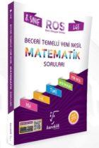 Ortaöğretim>8. Sınıf|LGS Kitapları>LGS Soru Bankası>LGS Matematik Soru Kitabı