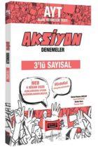 YKS Kitapları>YKS 2. Oturum AYT>AYT Sayısal Bölüm>AYT Sayısal Deneme>AYT Fasikül Deneme Kitabı