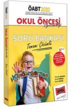 KPSS Kitapları>KPSS Öğretmen Alan Sınavı>KPSS ÖABT Soru Bankaları>Okul Öncesi Öğretmenliği Soru Kitabı