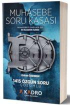 KPSS Kitapları>KPSS A Grubu>KPSS A Grubu Soru Bankaları>KPSS A Muhasebe Soru Kitabı
