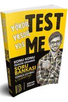 YDS - TOEFL - IELTS>YDS Kitapları>YDS Konu Anlatım|YDS - TOEFL - IELTS>YDS Kitapları>YDS Soru Bankası|YKS Kitapları>YKS Yabancı Dil|YDS - TOEFL - IELTS>YÖKDİL Kitapları Kitabı
