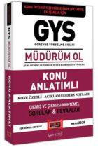 GYS Sınavları>Görevde Yükselme Sınavları>GYS Tüm Kamu Kurum Kitabı