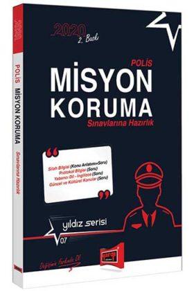 Polis Meslek İçi Sınavları Hazırlık>Misyon Koruma Kitabı