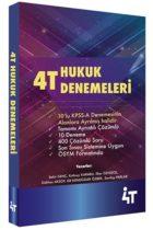KPSS Kitapları>KPSS A Grubu>KPSS A Grubu Deneme>KPSS A Hukuk Deneme Kitabı