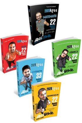 KPSS Kitapları>KPSS GY - GK>KPSS GY - GK Deneme>KPSS Tüm Ders Deneme Kitabı