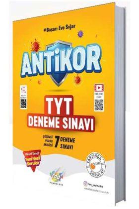 YKS Kitapları>YKS 1. Oturum TYT>TYT Deneme>TYT 1.Oturum Deneme Kitabı