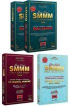 SMMM>SMMM Sınavlarına Hazırlık Kitabı