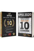 KPSS Kitapları>KPSS GY - GK>KPSS GY - GK Deneme>KPSS Fasikül Deneme Kitabı
