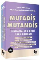 KPSS Kitapları>KPSS A Grubu>KPSS A Grubu Soru Bankaları>KPSS A İktisat Soru Kitabı