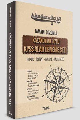KPSS Kitapları>KPSS A Grubu>KPSS A Grubu Deneme>KPSS A Tüm Dersler Deneme Kitabı