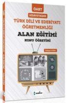 KPSS Kitapları>KPSS Öğretmen Alan Sınavı>KPSS ÖABT Konu Anlatımlı>Türk Dili ve Edebiyatı Konu Kitabı